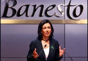 Ana Patricia Botín, penúltima presidente del Banco Español de Crédito  (2002-2010).