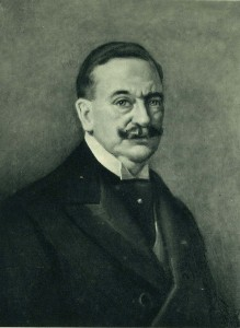 Manuel García Prieto, Marqués de Alhucemas (1859-1938), tercer presidente de Banesto.
