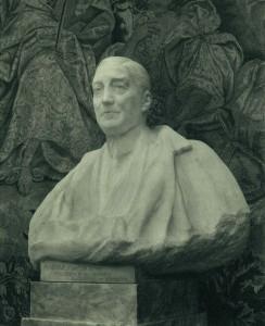José Gómez-Acebo, Marqués de Cortina (1860-1932), cuarto presidente de Banesto y verdadero artífice de la nacionalización de la entidad.