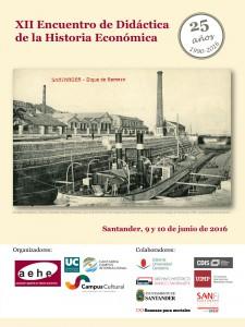 XII Encuentro de Didáctica de la Historia Económica